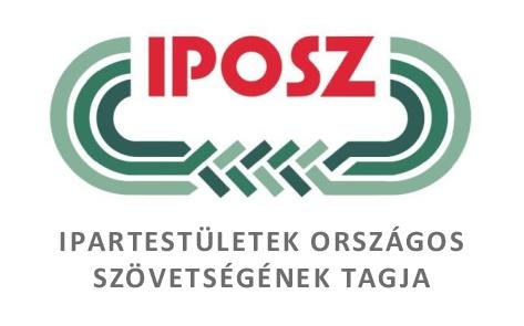 Ipartestületek Országos Szövetségének a logoja